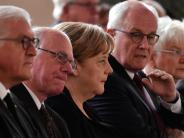 St.-Hedwigs-Kathedrale: Totenmesse für Altkanzler Helmut Kohl in Berlin