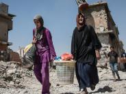 Terrorismus: Das Kalifat des IS bricht zusammen