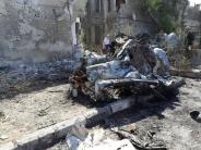 Syrien: Mindestens 21 Tote bei Autobombenexplosion in Damaskus