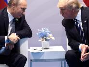 Treffen: Wenn Trump und Putin sich vom Gipfel abseilen