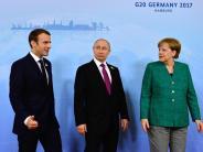 Tillerson nach Kiew: Kein Fortschritt bei Dreiertreffen zu Ukraine