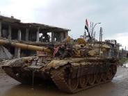 Hoffnungsschimmer: US-russische Waffenruhe im Südwesten Syriens hält