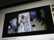 Krebskranker Nobelpreisträger: Fall Liu Xiabo: Deutscher Arzt während Untersuchung gefilmt