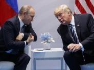 Plan zu Cybersicherheit: Spott nach Trumps Treffen mit Putin