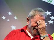 Korruption: Brasiliens Ex-Staatschef Lula zu neun Jahren Haft verurteilt