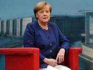 Trotz der Krawalle: Merkel steht zur Wahl Hamburgs als G20-Gipfelort