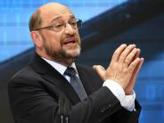 ZDF-«Politbarometer»: Schulz und SPD verharren im Umfrage-Tief
