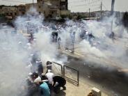 Jerusalem: Tempelberg-Krise: Palästinenser brechen Kontakte zu Israel ab