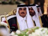 Versöhnliche Töne: Katars Emir setzt im Streit mit Nachbarn auf Dialog