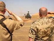 Expertenteam in Gao: Ursachenforschung nach tödlichem Hubschrauberabsturz in Mali