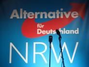 Bundestagswahl 2017: AfD in NRW kann mit Landesliste zur Bundestagswahl antreten