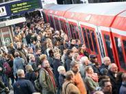 Zunehmender Stress: 18,4 Millionen: Pendler-Rekord in Deutschland