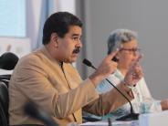 Trump droht mit Öl-Importstopp: Betrugshinweise bei Wahl: Trump warnt «Maduro-Diktatur»
