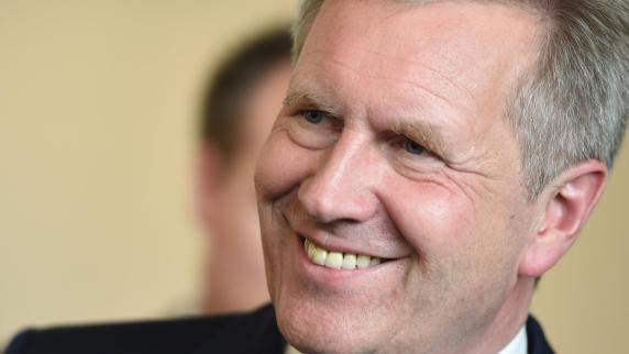 Altbundespräsident Wulff hat neuen Job bei türkischem Modelabel