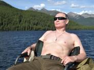 """Bildergalerie: Zum 65. Geburtstag: """"Tausendsassa"""" Wladimir Putin in Bildern"""