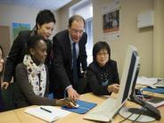 Umfrage: Zugang für Flüchtlinge zum Job: Es kann noch besser werden
