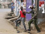 Opposition lehnt Ergebnis ab: Menschenrechtler: Mindestens 24 Tote nach Wahl in Kenia