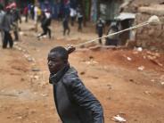 Kenia: Menschenrechtler: Mindestens 24 Tote nach Wahl in Kenia