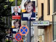 Bundestagswahl 2017: Quiz: Welcher Wahlkampfslogan gehört zu welcher Partei?