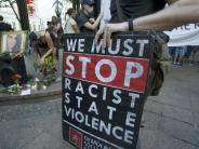 Gewalt bei Rassisten-Demo: Sessions:Tat in Charlottesville war heimischer Terrorismus