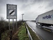 EUäußert sich verhalten: London: Grenzkontrollen zu Irland nach Brexit verzichtbar