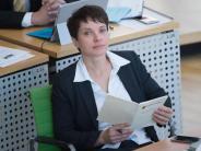 Weg frei für Anklage: Meineid-Vorwurf: Immunität von Petry soll aufgehoben werden