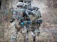 Ermittlungen: Nazi-Verdacht gegen Bundeswehr-Elitetruppe KSK