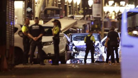 Terror in Spanien: Wer sind die mutmaßlichen Täter?