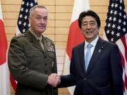 Sicherheitskonsultation: US-Generalstabschef in Japan: Nordkorea gemeinsame Bedrohung