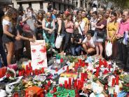 Terror in Spanien: Gerade noch entkommen: So erlebten Augenzeugen aus der Region den Terror