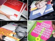 Budget: Das kostet der Wahlkampf
