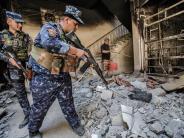 Im Irak und Libanon: Offensiven gegen die IS-Terrormiliz