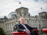 Wahlkampfthema Flüchtlinge: Seehofer:Obergrenze nicht ausdrücklich Koalitionsbedingung