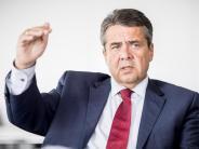 Bundestagswahlkampf: Gabriel wirft Merkel mehrfachen Wortbruch vor