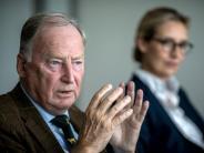 Alternative für Deutschland: Funkstille zwischen AfD-Spitzenkandidaten und Petry