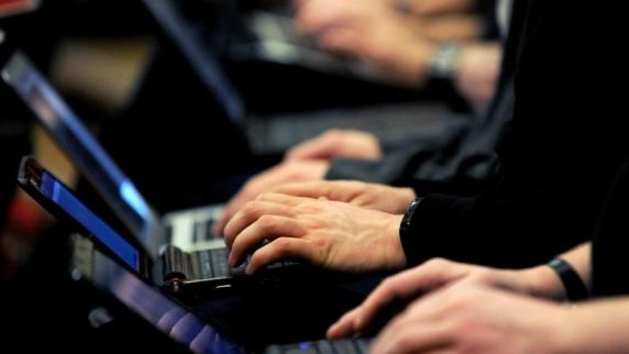 Innenminister de Mazière verbietet Internetplattform