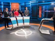 """Wahlkampf: """"Fünfkampf"""": Die kleinen Parteien können noch richtig streiten"""