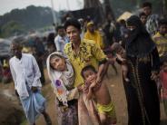 Tragödie in Asien: Massenflucht der Rohingyas alarmiert Hilfsorganisationen
