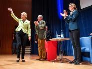 Bundestagswahl 2017: Ehemalige CDU-Politikerin Erika Steinbach wirbt für die AfD