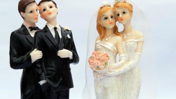 Wir durfen nicht heiraten