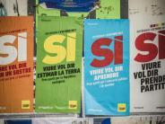 Spanien: Festnahme vor Referendum: Razzia in Kataloniens Regierungssitz