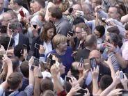 Bundestagswahl 2017: Angela Merkel: Die Kanzlerin vom Drei-Meter-Brett