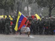 Krise umPräsident Maduro: Venezuelas Opposition stellt Bedingungen für Dialog
