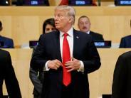 Generalversammlung: Erste Rede bei den Vereinten Nationen: Trump will UN-Kosten sparen