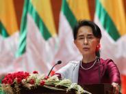 Myanmar: Frau Suu Kyi bricht ihr Schweigen