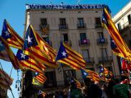 Spanien: Unabhängigkeit Kataloniens: Brüssel fürchtet Präzedenzfall