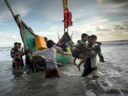 Aufruf an islamische Länder: Bangladesch baut feste Unterkünfte für Rohingya-Flüchtlinge
