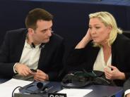 Streit um Europafeindlichkeit: Machtkampf bei Front National eskaliert: Le Pens Vize geht
