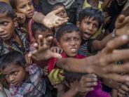 Fluchttragödie in Asien: Bangladesch fordert sichere Rückkehr für Rohingya