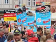 Bis zu 13 Prozent für AfD: Sorgen vor der Wahl über «Wut und Hass» vor allem im Osten